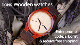 Donk wooden watches
