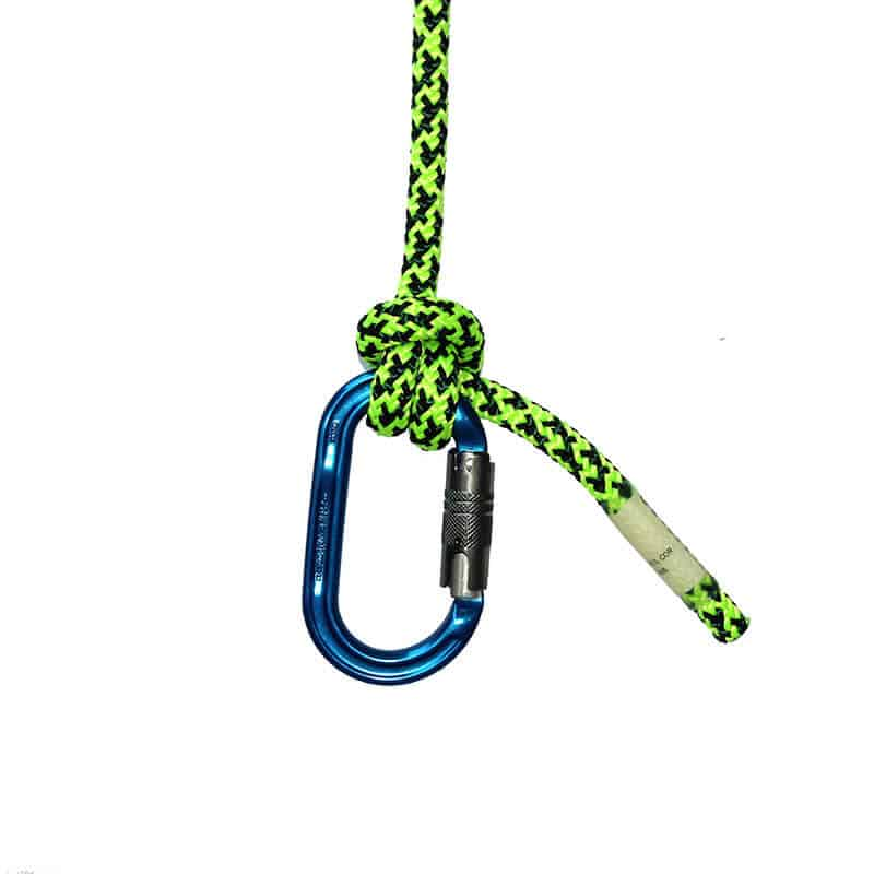 Anchor hitch knot