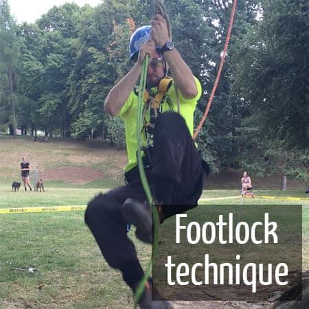 Static Footlock