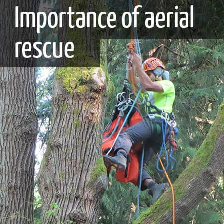 The importance of Aerial Rescue