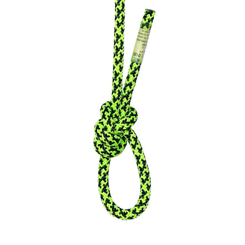 Bowline with Yosemite tie off