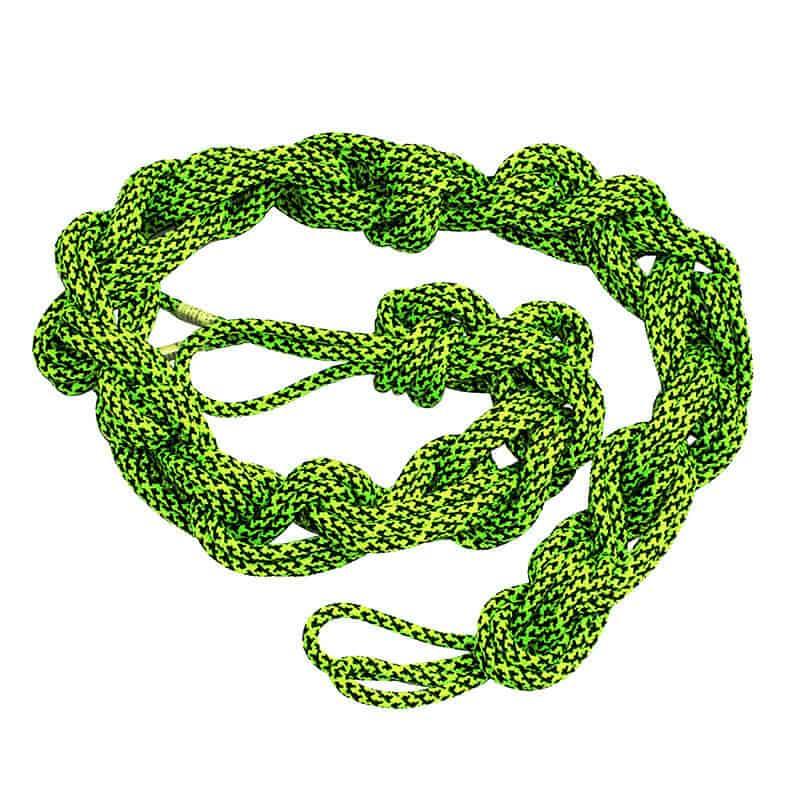 Daisy chain knot