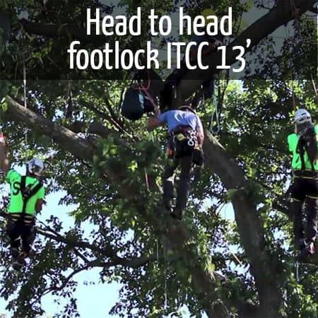 Head to head footlock ITCC 2013