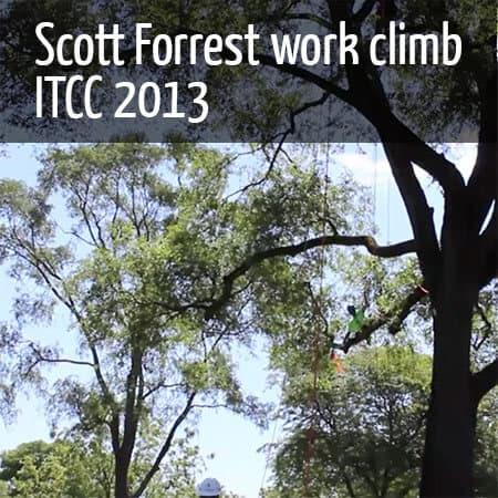 Scott Forrest's winning workclimb from the ITCC 2013