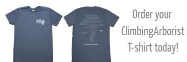 Climbing Arborist T-Shirts