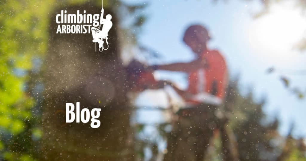 Blog : ClimbingArborist.com
