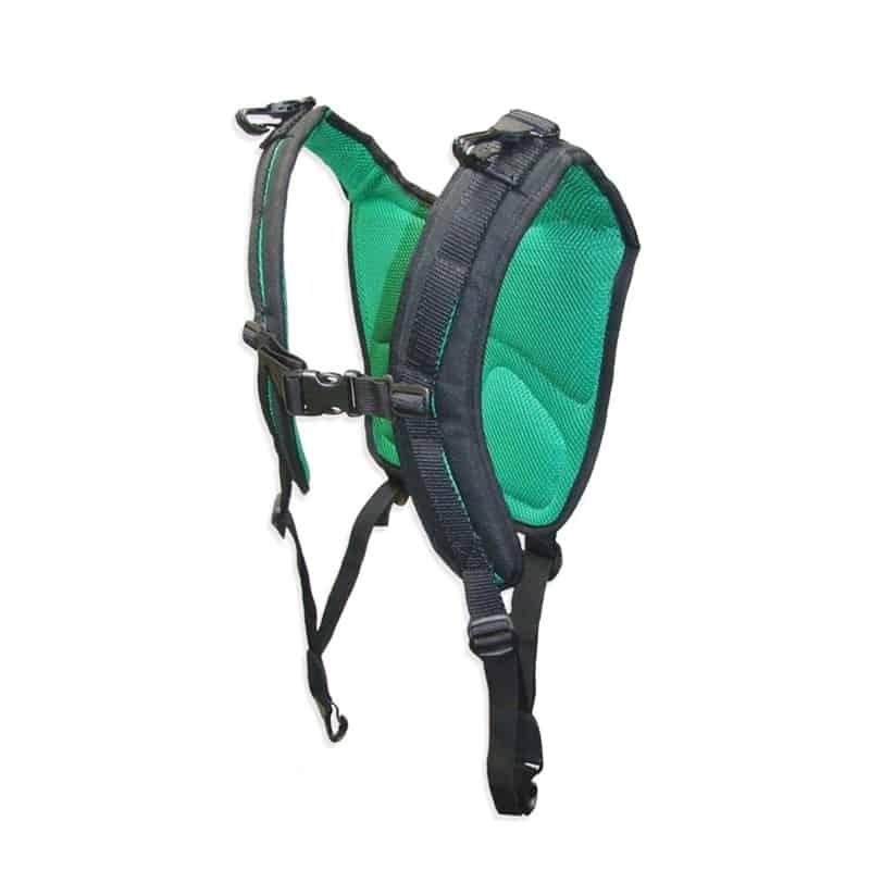Buckingham RopePro shoulder straps : ClimbingArborist.com