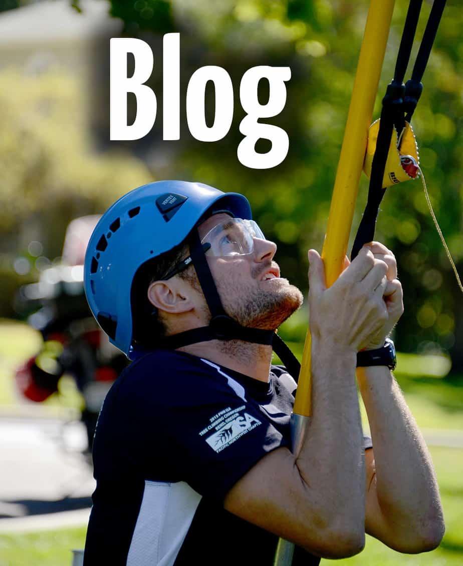 ClimbingArborist.com Blog