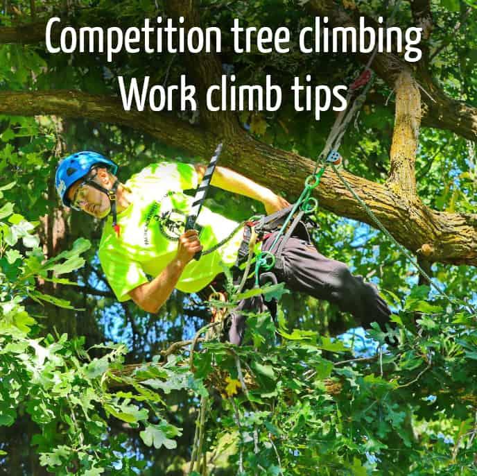 Work climb tips : ClimbingArborist.com