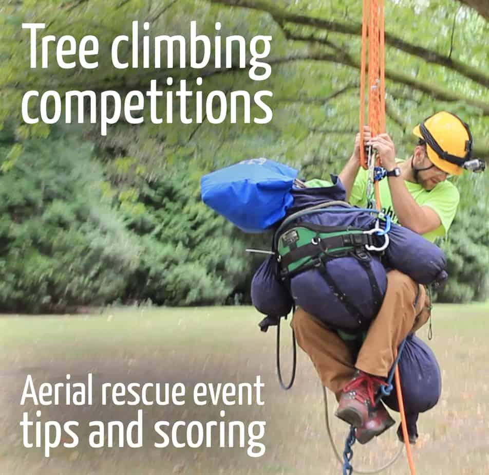 Aerial rescue : ClimbingArborist.com
