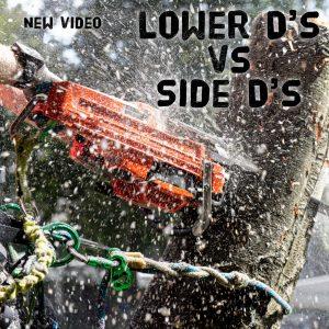 Lower D's vs Side D's